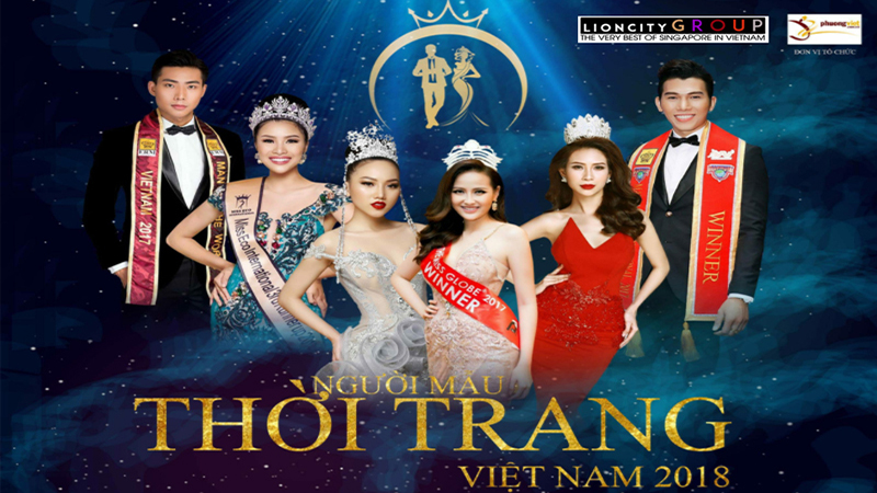 THE 2018 ANNOUNCEMENT OF VIETNAM MODEL CONTEST